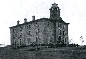1882 Gustavus 'Old Main'